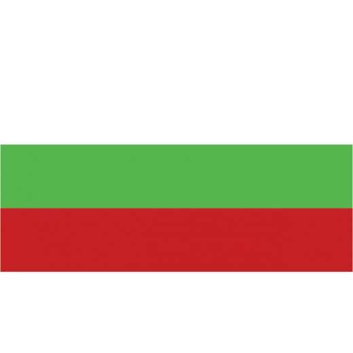 Bulgarien guirlande i papir (20x27 cm)-30