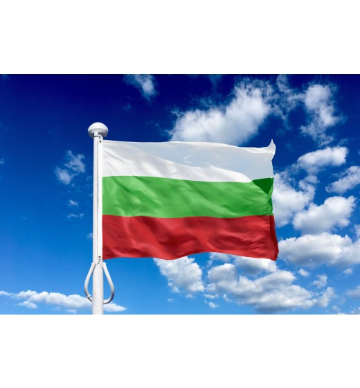 Bulgarien flag