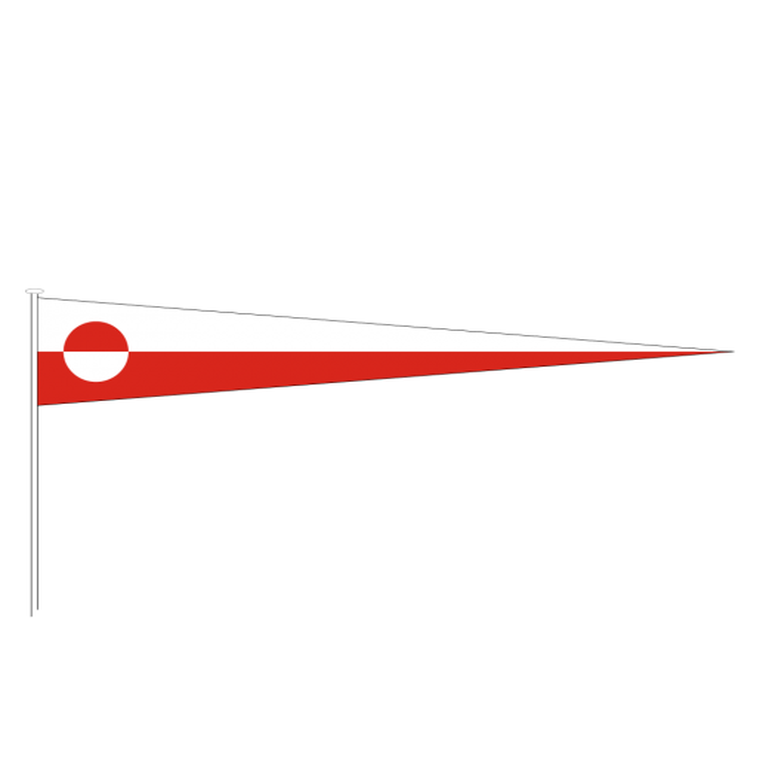 Grønland stander 300x50 cm-35