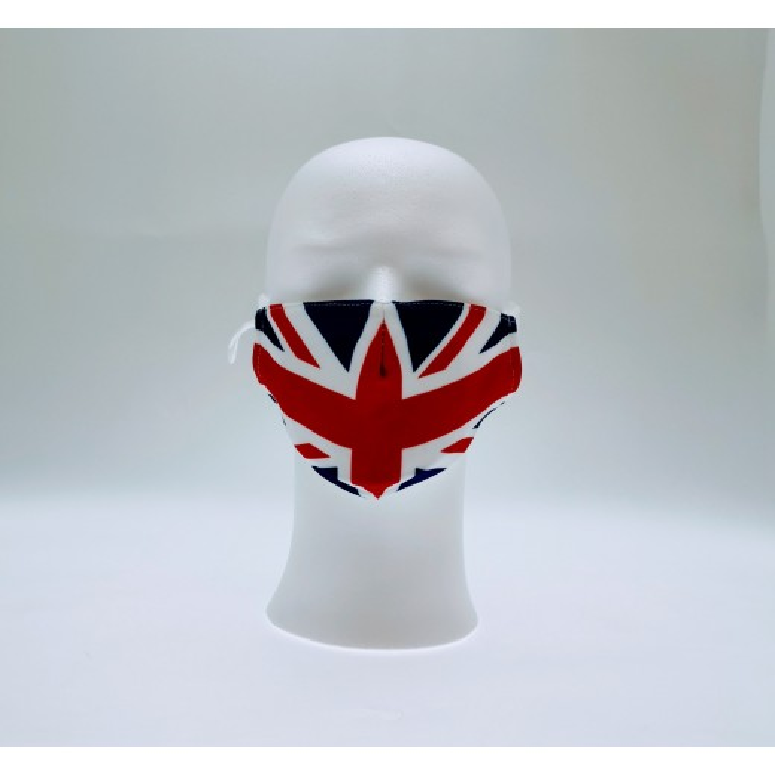 Union Jack Maske