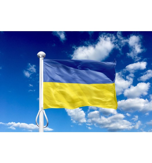 Ukrainsk flag