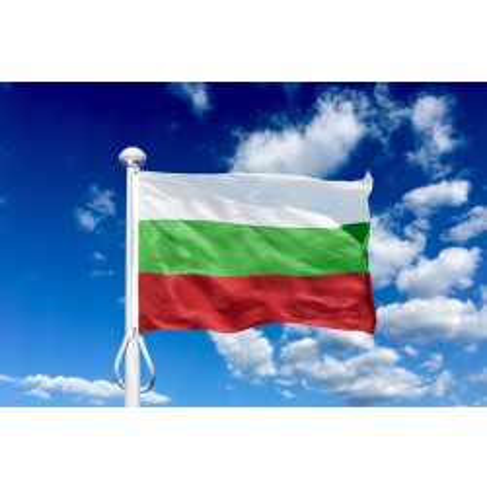 Bulgarien flag