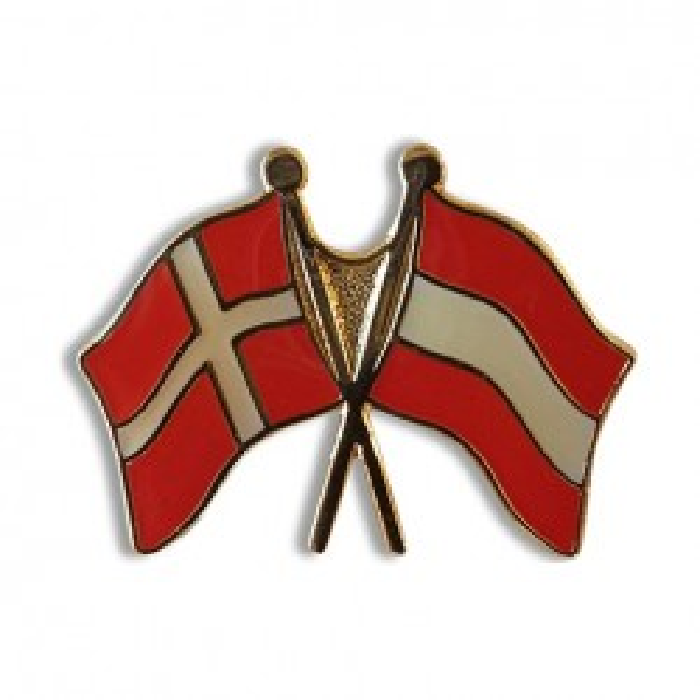 Venskabsflag Danmark / Østrig