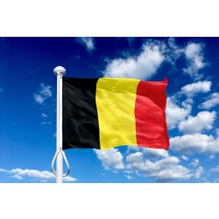Belgien 150 cm, 5-6 mtr. flagstang