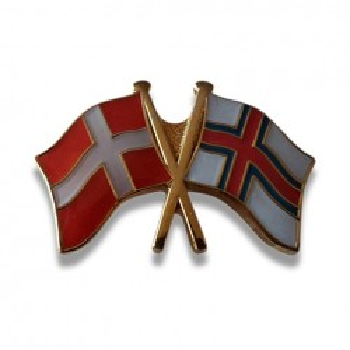 Venskabsflag Danmark / Færøerne