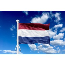 Holland 300 cm, 10-12 mtr. flagstang