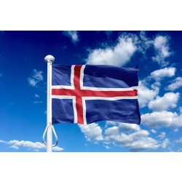 Island 225 cm, 8-9 mtr. flagstang