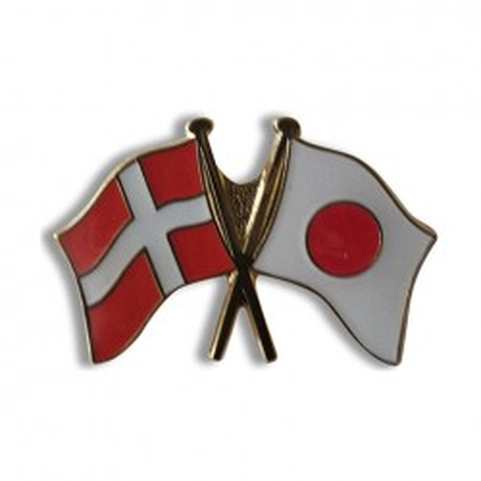 Venskabsflag DK / Japan