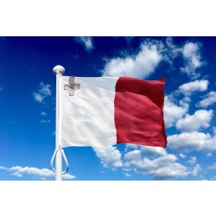 Malta 225 cm, 8-9 mtr. flagstang
